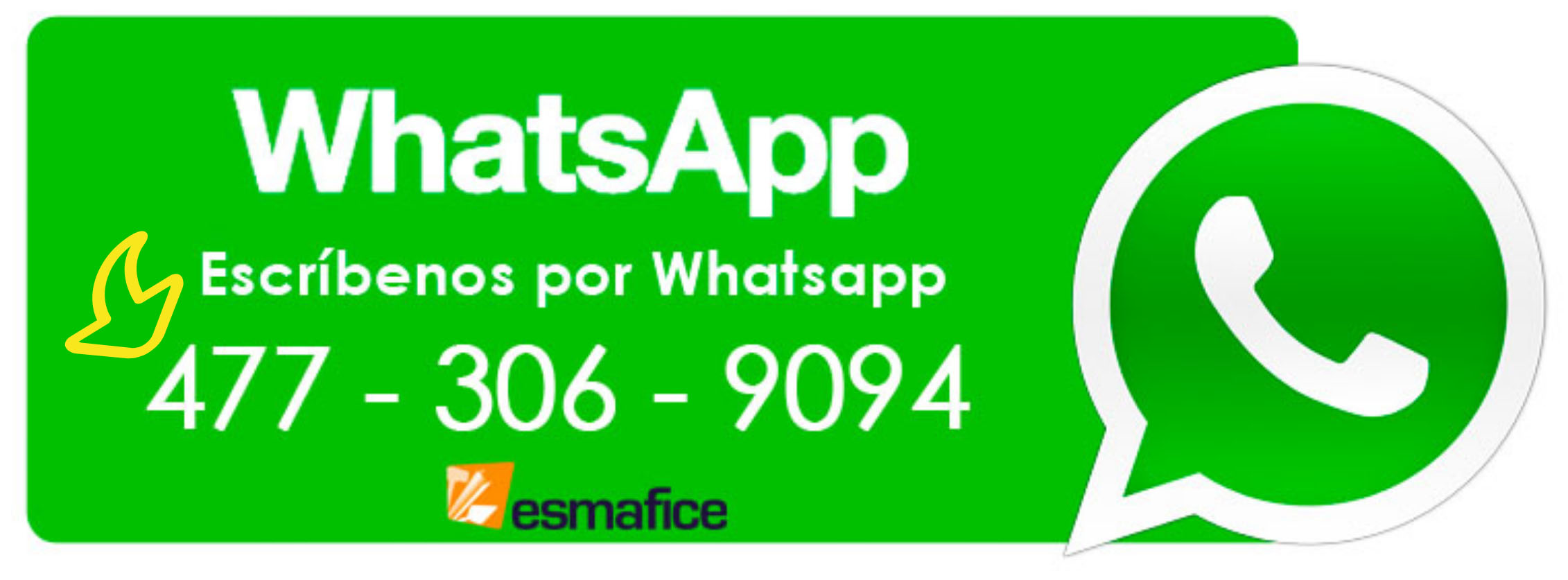 whatsapp esmafice